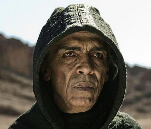 the bible satan looks like obama