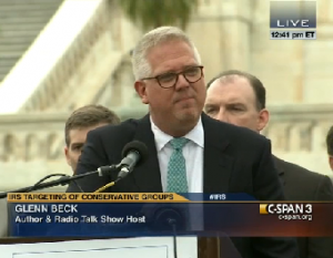 Glenn Beck Audit the IRS full speech