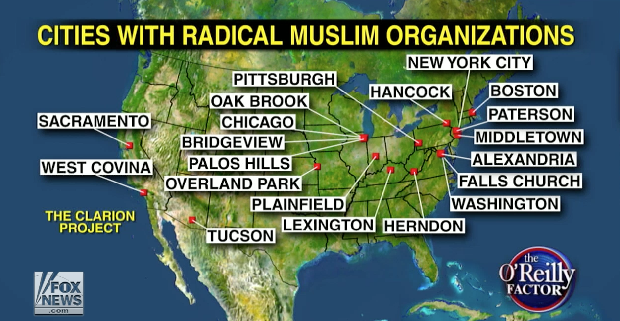 Radical Muslim Groups Active And Training For Warfare In