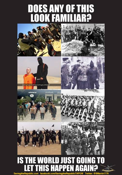 isis modern day nazis archives com video news  history is repeating itself again