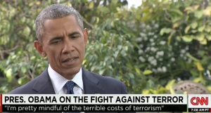 obama downplays terror threat whack-a-mole