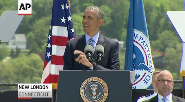 Obama Claims Climate Change is Our Greatest Security Threat