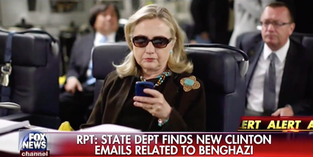 State Dept Find News Clinton Emails on Benghazi