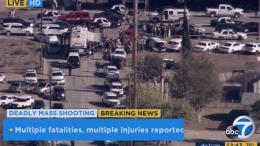 San Bernadino Mass Shooting Terrorist Attack