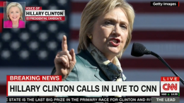 Clinton Says She Will Put National Security Ahead of Self-Interest