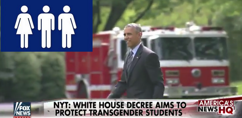 Obama Admin Issues Directive To Schools On Transgender Bathroom Use