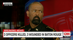 Sheriff David Clarke CNN Black Lives Matter Don Lemon