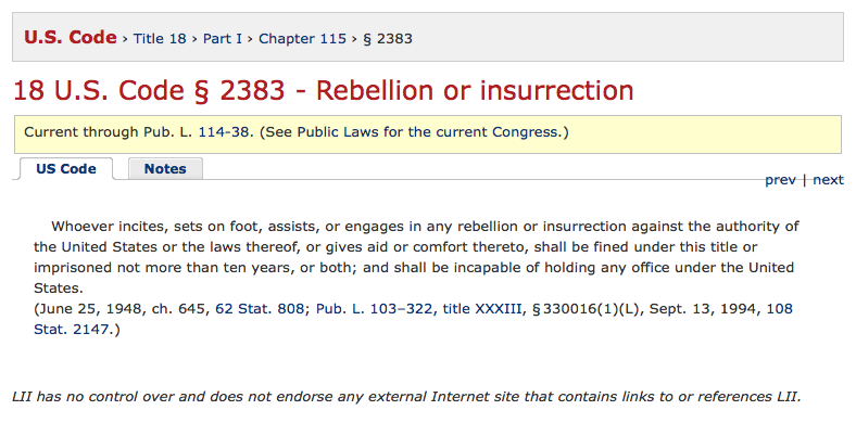18-u-s-code-%c2%a7-2383-rebellion-or-insurrection